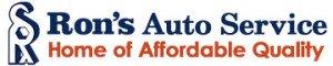 Auto Repair | Ron's Auto Service | St. Thomas ON