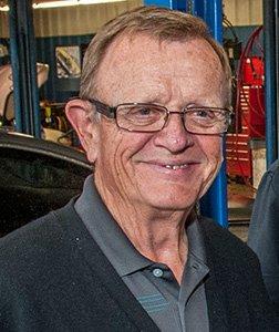 Ron Buchanan